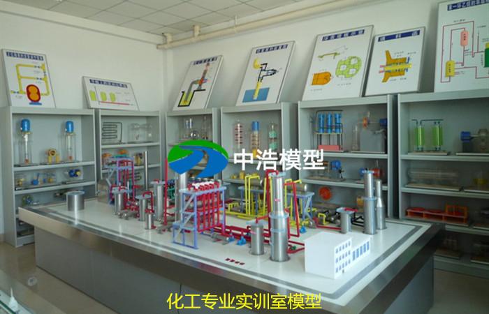化工专业实训室模型