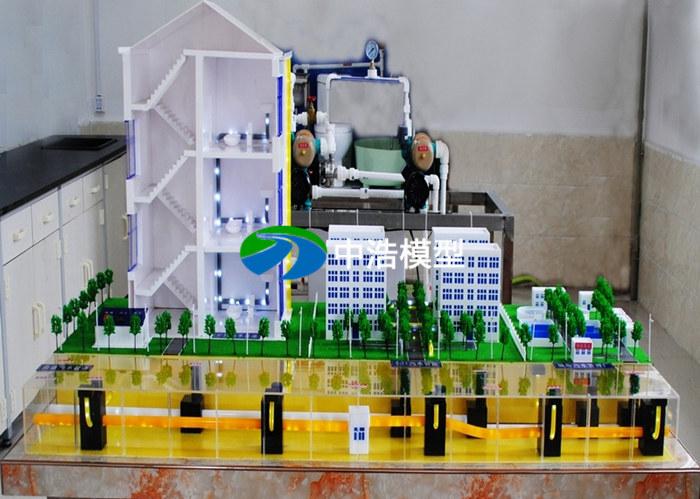 城市污水管网模型